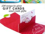 Unique Ways to Wrap A Gift Card 614 Best Gift Card Ideas Creative Ways to Give Cash Gifts