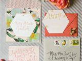 Unique Wedding Menu Card Ideas Romantic Georgian Wedding Inspiration with Images