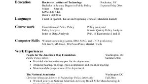 University Student Resume Objective Sample Resume for College Student 10 Examples In Word Pdf