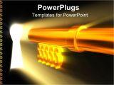 Unlock Powerpoint Template Powerpoint Template Unlock Keylock with Golden Dollar
