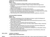 Ups Service Engineer Resume Cloud Support Engineer Resume Samples Velvet Jobs