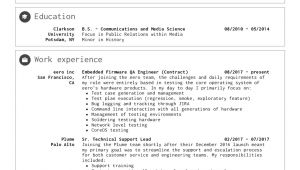 Ups Service Engineer Resume Resume Examples by Real People Qa Engineer Resume Example