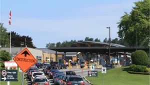 Us Border Crossing Card Number American Entry Into Canada by Land Wikipedia