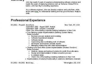 Us Resume Sample In Usa 3 Resume format Sample Resume format Resume