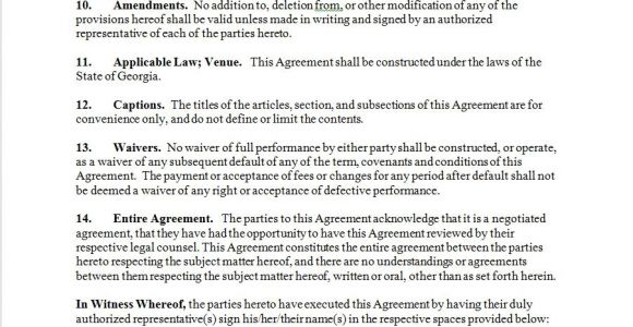 Usage Rights Contract Template Examples Logo Usage Rights Contract Permission to Use