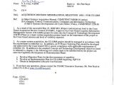 Uscg Memo Template Cg Lims Mission Needs Statement