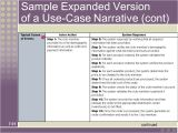 Use Case Narrative Template Doc Modeling System Requirements with Use Cases Ppt Download