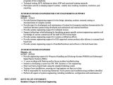 Utility Engineer Resume 17 Systems Engineer Resume Robbiesavage8 Com