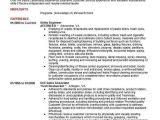 Utility Engineer Resume Utility Engineer Resume Sample Engineering Resumes
