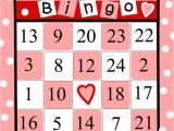 Valentine Bingo Template 10 Free and Printable Valentine 39 S Day Bingo Cards for Kids