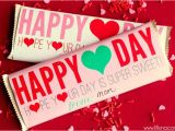 Valentine Candy Bar Wrapper Templates Free Valentine 39 S Day Candy Bar Wrappers On Lilluna Com