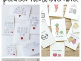 Valentine Card Quotes for Boyfriend Funny and Cute Free Printable Cards Perfect for A Love Note
