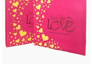 Valentine Card Quotes for Him Best Engagement Gifts with Lovely Gift Pack Specially for