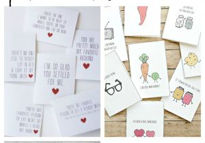 Valentine Card Quotes for Him Funny and Cute Free Printable Cards Perfect for A Love Note