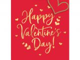 Valentine Day Card Name Edit Amscan Happy Valentine S Day Medium Gift Bags with Gift Tags 9 H X 7 W X 4 D Red Pack Of 18 Bags Item 9437422