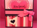 Valentine Day Greeting Card Handmade Modern Valentine the Heart Greeting Comes Out Of Pocket