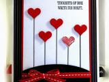 Valentine Day Greeting Card Handmade Simply Simple Valentine Greeting Cards Valentine Love