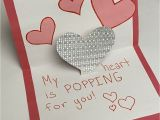 Valentine Day Greeting Card Handmade Three Fun Valentine S Day Crafts for Special Needs Napa