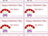Valentine Gift Tag Template 7 Best Images Of Valentine 39 S Gift Tags Printable Template