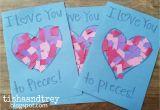 Valentine S Day Diy Card Holder Cards Construction Paper Valentine 5000 Crafts In 2020
