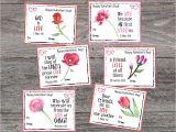 Valentine S Day Flower Card Messages Kids Valentine Cards Bible Verse Valentine Cards Instant
