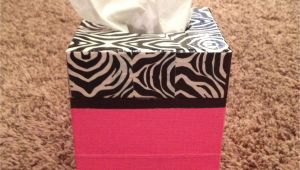 Valentine Tissue Box Card Holder Diy Duct Tape Tissue Box soo Cute Valentine Box