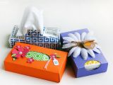 Valentine Tissue Box Card Holder More Than A Card Less Than A Gift solution Pocket Tissue