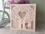 Valentine Words for A Card Hollow Laser Cut Invitation Cards Wedding Engagements Ceremony Birthday Party Valentines Day Invitations Lace Design Cards Purple Wedding Invitations