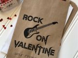 Valentines Card You are My Rock Boy Valentines Personalized Valentine Cards Valentines