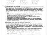 Value Based Resume Template Account Manager Resume