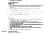 Valve Design Engineer Resume Nice Contoh Cv Untuk Quality Control 25 Dalam Ide Menulis