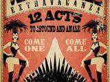 Vaudeville Poster Template 364 Best Fun House Images On Pinterest Amusement Parks