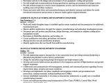 Vehicle Integration Engineer Resume Manufacturing Development Engineer Resume Samples Velvet