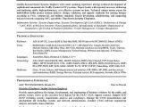 Vehicle Integration Engineer Resume Pin Oleh Jobresume Di Resume Career Termplate Free