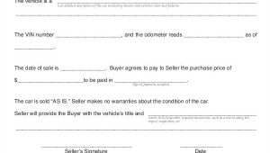 Vehicle Sale Contract Template Sample Vehicle Sales Contract 11 Examples In Word Pdf
