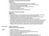 Vehicle Testing Engineer Resume software Controls Engineer Resume Samples Velvet Jobs