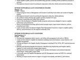 Vendor Development Engineer Resume Senior Supplier Quality Engineer Resume Samples Velvet Jobs