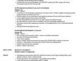 Vendor Development Engineer Resume Supplier Development Resume Samples Velvet Jobs