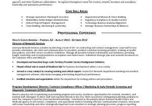 Vendor Management Cover Letter Vendor Management Resume the Best Resume