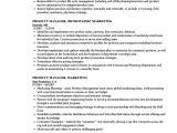 Vendor Management Resume Sample Product Manager Marketing Resume Samples Velvet Jobs