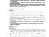 Vendor Management Resume Sample Supplier Manager Resume Samples Velvet Jobs