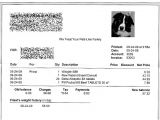 Veterinary Receipt Template Emotionally Intelligent Invoices Daniel H Pink