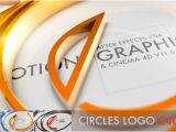 Videohive Cinema 4d Templates Free Download Circles Logo C4d Cinema 4d Templates Videohive