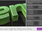 Videohive Cinema 4d Templates Free Download Glass Wrapped Logo Cinema 4d Templates Videohive