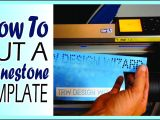 Vinyl Cutter Templates How to Make A Rhinestone Template with Your Graphtec Vinyl