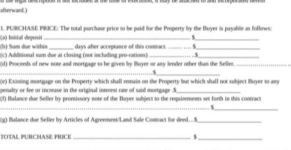 Virginia Real Estate Contract Template Download Virginia Offer to Purchase Real Estate form for