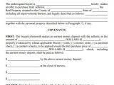 Virginia Real Estate Contract Template Sample Real Estate Purchase Agreement 7 Examples format