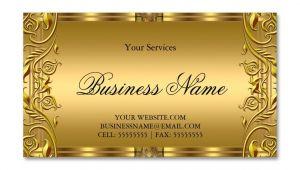 Visiting Card Background In Hd Elegant ornate Royal Golden Gold Business Card Zazzle Com