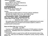 Visiting Student Resume Student Resume Template 2017 Student A Student 555 555