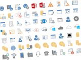 Viso Templates Microsoft Released New Visio Stencils for Office Server